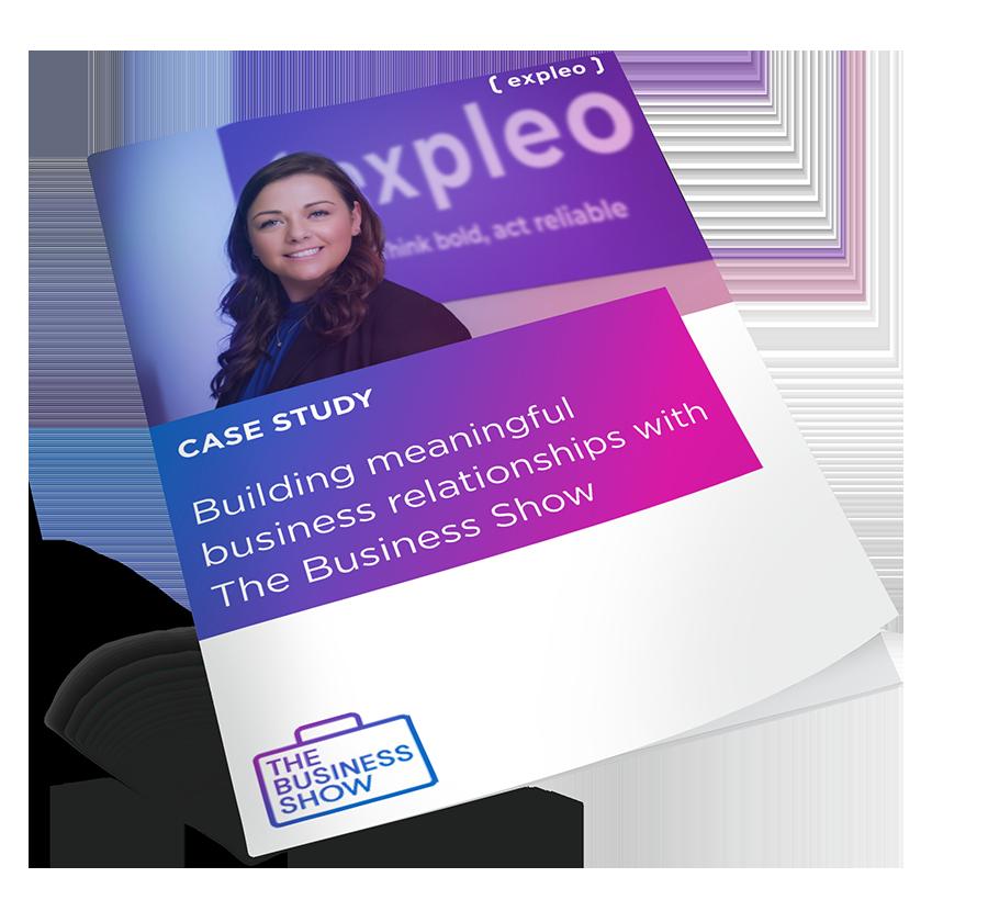 Expleo Case Study The Business Show